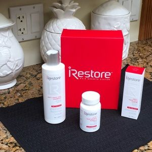 I Restore hair loss bundle